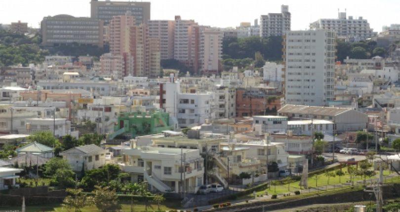 沖縄市の地名